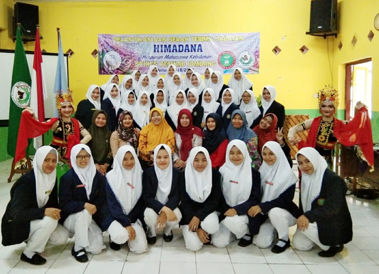 Pelantikan & Serah Terima Pengurus HIMADANA Periode 2018-2019