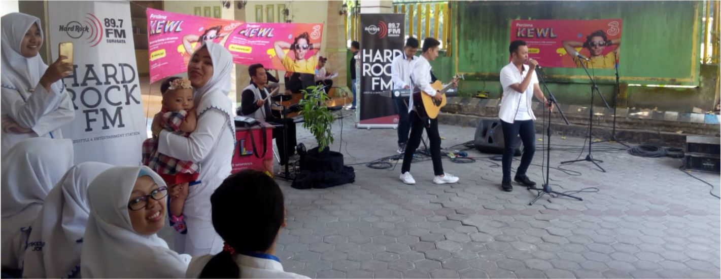 Hard Rock FM Go to Campus